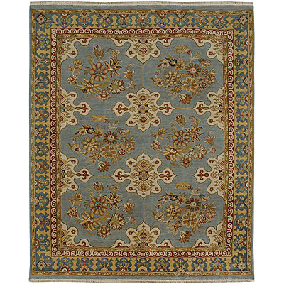 Jaipur Rugs Inc. Atlantis 8 x 10 Hawthorne Slate Blue Medium Area Rugs