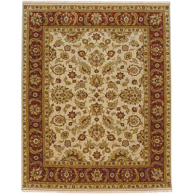 Jaipur Rugs Inc. Atlantis 8 x 10 Jhanki Tobacco/Rust Area Rugs