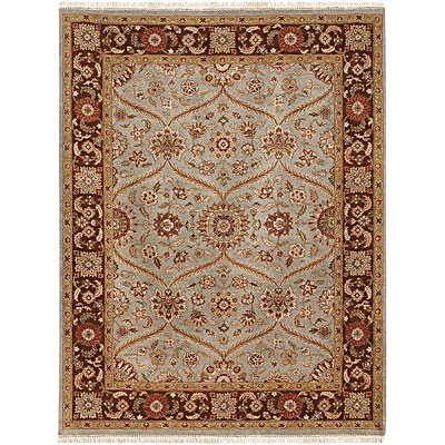 Jaipur Rugs Inc. Atlantis 8 x 10 Pani Ice Blue/Tobacco Area Rugs