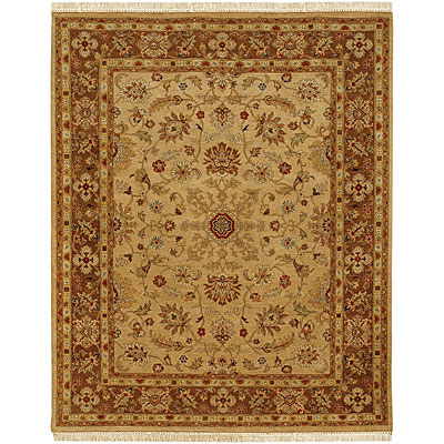Jaipur Rugs Inc. Atlantis 8 x 10 Samode Peach Nutmeg Area Rugs