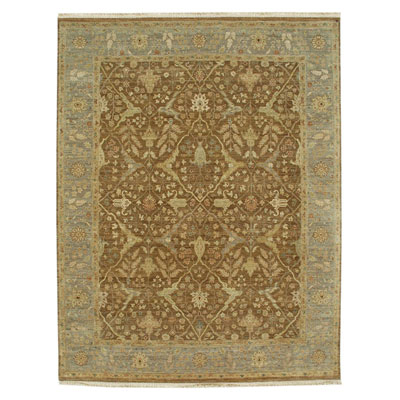 Jaipur Rugs Inc. Biscayne 8 x 10 Harlow Brown Sugar/Silver Gray Area Rugs