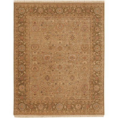 Jaipur Rugs Inc. Biscayne 10 x 14 Tessa Tan/Walnut Area Rugs