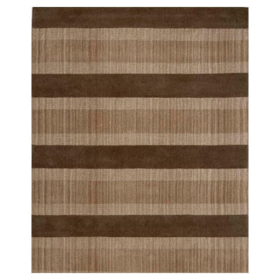 Jaipur Rugs Inc. Coastal Living Hand-Tufted 4 x 6 The Right Track Brown/Beige Area Rugs