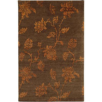 Jaipur Rugs Inc. J2 8 x 11 Anna Purna Dark Brown/Dark Brown Area Rugs
