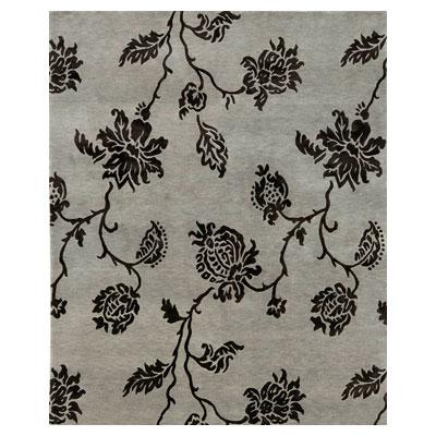 Jaipur Rugs Inc. J2 10 x 14 Anna Purna Medium Gray/Medium Gray Area Rugs