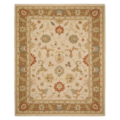 Jaipur Rugs Inc. Jaimak 8 x 10 Astara Soft Gold/Gold Brown Area Rugs