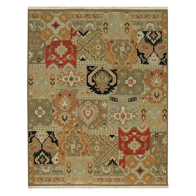 Jaipur Rugs Inc. Jaimak 9 x 12 Nabran Ebony/Red Area Rugs
