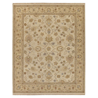 Jaipur Rugs Inc. Jaimak 9 x 12 Sivas Dark Ivory/Light Green Area Rugs