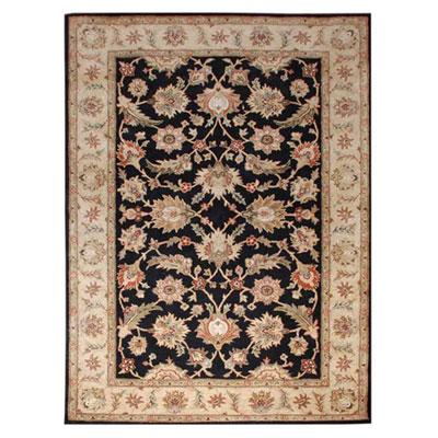 Jaipur Rugs Inc. Mythos 12 x 18 Selene Ebony/Sand Area Rugs