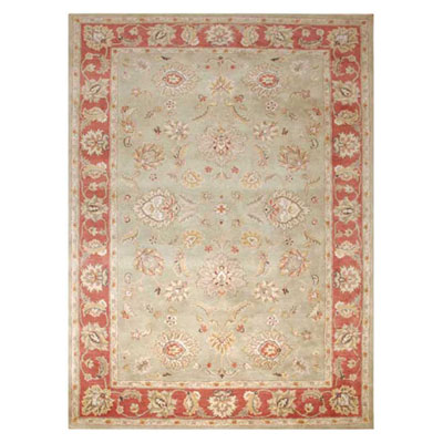 Jaipur Rugs Inc. Mythos 12 x 18 Anthea Kelp/Brick Red Area Rugs