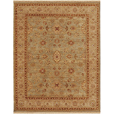 Jaipur Rugs Inc. Opus 6 x 9 Fleur Grape Green/Dark Ivory Area Rugs