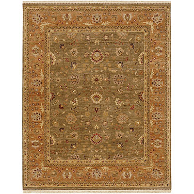 Jaipur Rugs Inc. Opus 10 x 14 Gigue Lead Gray/Caramel Area Rugs