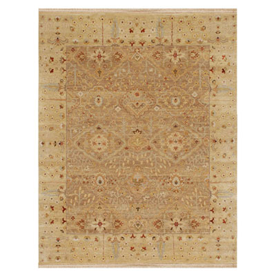 Jaipur Rugs Inc. Opus 10 x 14 Allegro Oatmeal/Soft Gold Area Rugs