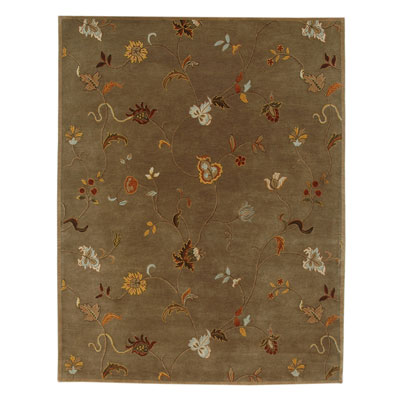 Jaipur Rugs Inc. Poeme 10 x 14 Alsace Gray Brown/Gray Brown Area Rugs