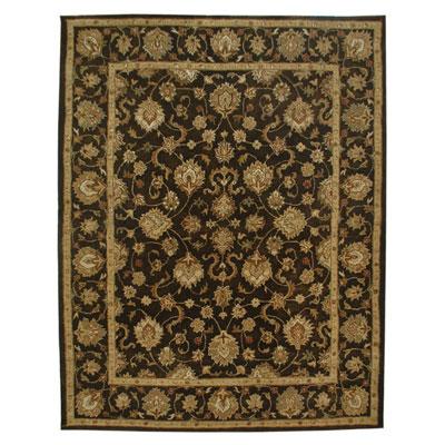Jaipur Rugs Inc. Poeme 10 x 14 Bayonne Deep Charcoal/Deep Charcoal Area Rugs