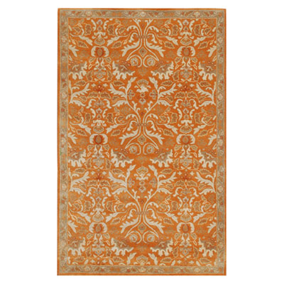Jaipur Rugs Inc. Poeme 4 x 6 Corsica Amber Glow/Amber Glow Area Rugs
