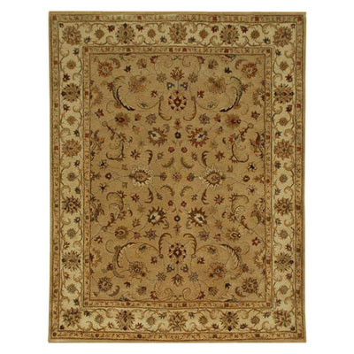 Jaipur Rugs Inc. Poeme 10 x 14 Normandy Dark Sand/Cloud White Area Rugs