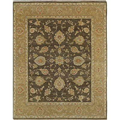 Kaleen Royal Signature 8 Round Windsor Chocolate Area Rugs
