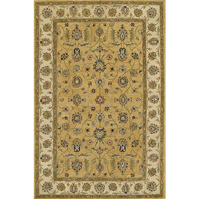 Kaleen Taxila 2 x 8 Runner Shubra Gold Area Rugs