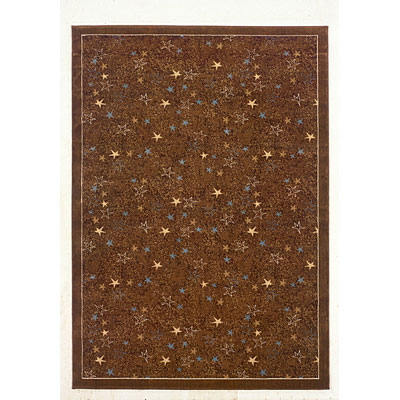 Kane Carpet American Dream 5 x 8 Stratosphere Lucky Stars Area Rugs