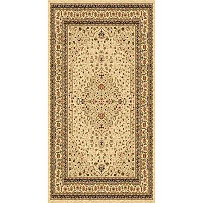 Kane Carpet American Dream 9 x 13 Medallion Neutral Area Rugs