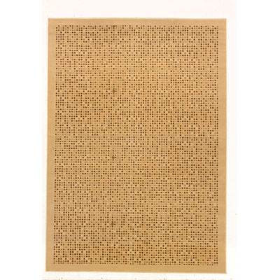 Kane Carpet American Dream 9 x 13 Mosaics Creme Froth Area Rugs