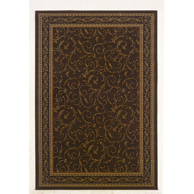 Kane Carpet American Luxury 5 x 8 Special Edition Coffee Bean Area Rugs