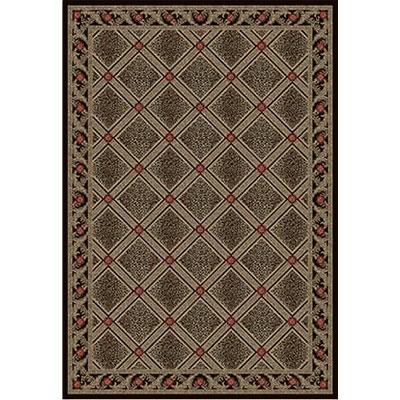Kane Carpet Elegance 7 x 10 Leopard Series Serengeti Area Rugs