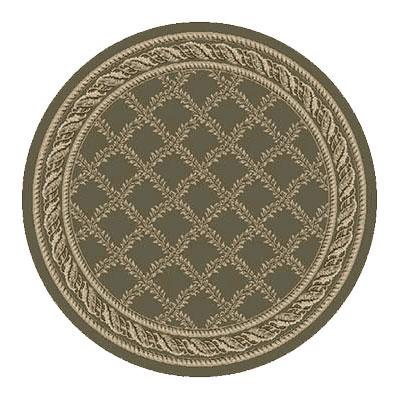 Kane Carpet Grand Elegance 5 Round Awesome Oak Grove Area Rugs