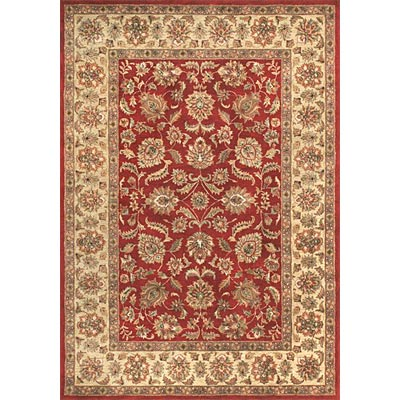Loloi Rugs Elegante 4 x 6 Red Sage Area Rugs