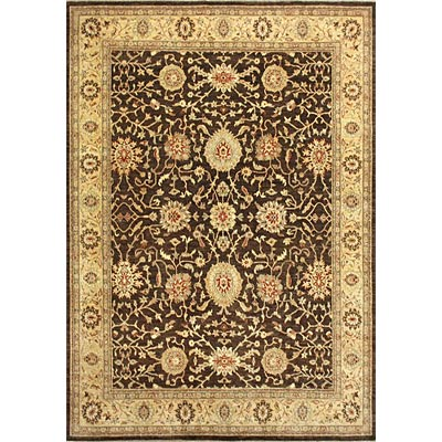 Loloi Rugs Majestic 10 x 14 Chocolate Gold Area Rugs