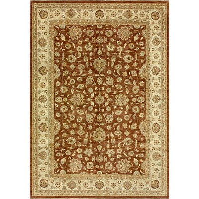 Loloi Rugs Majestic 9 x 12 Rust Ivory Area Rugs