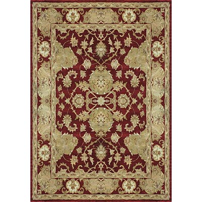 Loloi Rugs Sandalwood 9 x 13 Red Red Area Rugs