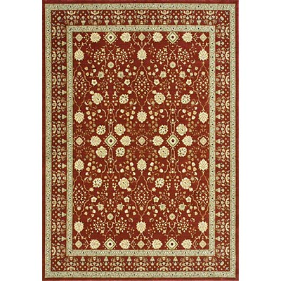 Loloi Rugs Stanley 12 x 15 Rust Rust Area Rugs