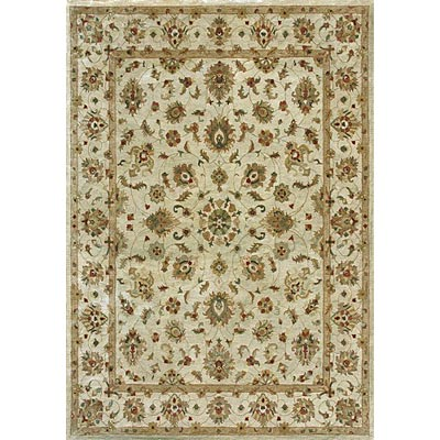 Loloi Rugs Yorkshire 8 Round Ivory Ivory Area Rugs