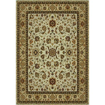 Loloi Rugs Yorkshire 9 x 13 Ivory Light Gold Area Rugs