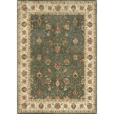 Loloi Rugs Yorkshire 8 x 11 Steel Ivory Area Rugs