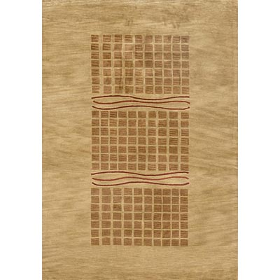Loloi Rugs Crescent 8 x 11 Beige Brown Area Rugs