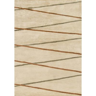 Loloi Rugs Crescent 4 x 6 Ivory Area Rugs
