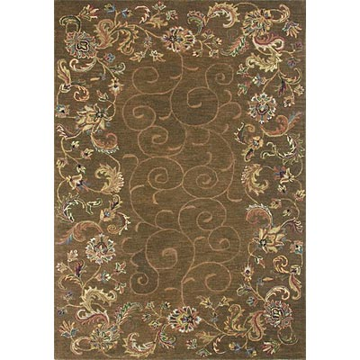 Loloi Rugs Shelby 5 x 8 Chocolate Area Rugs