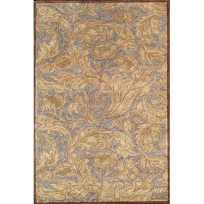 Momeni, Inc. Arabesque 10 x 14 Light Blue Area Rugs