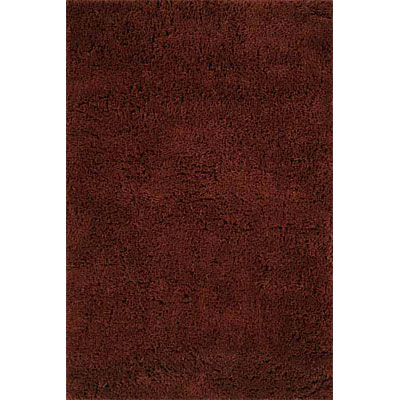 Momeni, Inc. Comfort Shag 8 Round Cinnabar Area Rugs