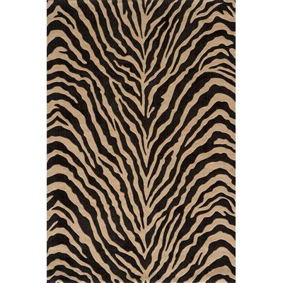 Momeni, Inc. Deco 5 Round Charcoal Area Rugs