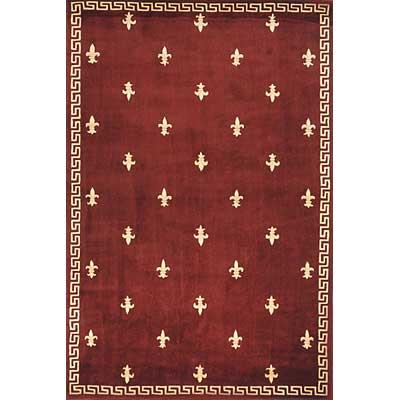 Momeni, Inc. Harmony 10 x 14 Burgundy Area Rugs