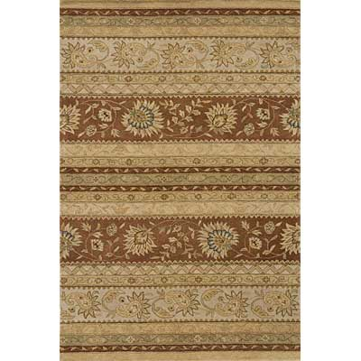 Momeni, Inc. Imperial Court 10 x 14 Earth Area Rugs