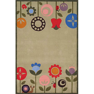Momeni, Inc. Lil Mo Whimsy 8 x 10 Grass Area Rugs