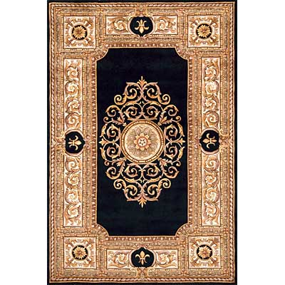 Momeni, Inc. Maison 10 x 14 Black Area Rugs