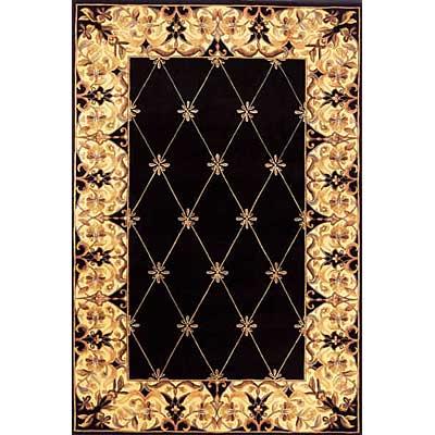 Momeni, Inc. Maison 10 x 14 Ebony Area Rugs