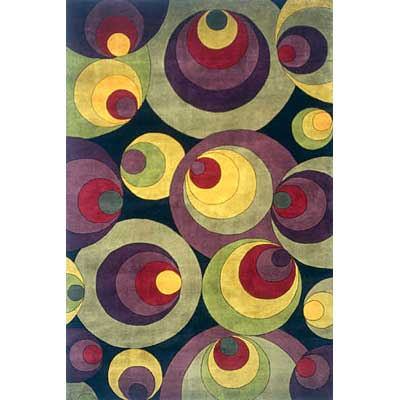 Momeni, Inc. New Wave 10 x 14 New Wave Olive Green Area Rugs