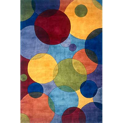 Momeni, Inc. New Wave 8 x 11 New Wave Multi Area Rugs